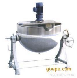电、蒸汽加热蒸煮锅