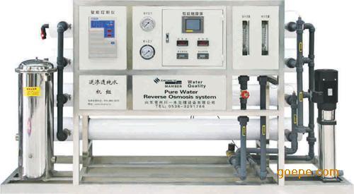 浙江嘉兴电镀废水处理回用设备