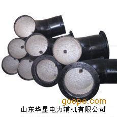 钢厂烧结除尘陶瓷耐磨弯头