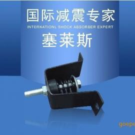 KZD型可调节低频阻尼弹簧减振器