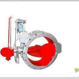 斜板尘气动盲板阀,电磁式煤气安全切断阀