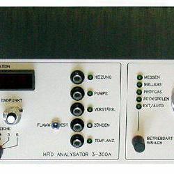 在线高温总烃监测仪3-300A