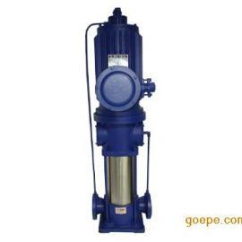 PBGDL立式多级屏蔽泵
