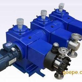 SJM机械隔膜计量泵
