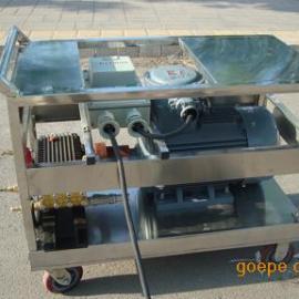 电驱动高压水清洗机YE4037T
