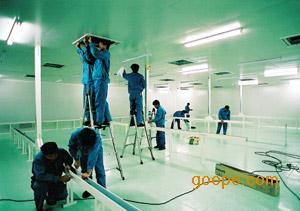 深圳净化车间装修,无尘车间设计装修,厂房净化车间设计装修公司