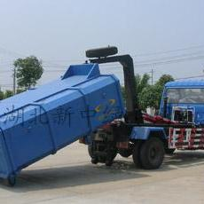 车厢可卸式垃圾车5方 勾臂式垃圾车5方 小型勾臂式垃圾车