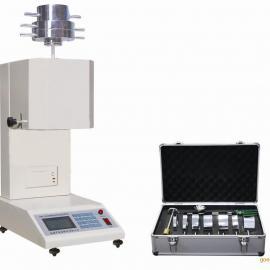 塑料管材熔体流动速率测定仪,熔融指数仪