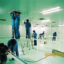 深圳洁净室车间装修,无尘室设计装修,专业厂房净化车间设计装修