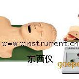 #电子人体气管插管训练模型(带报警)*