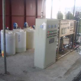 反渗透膜法重金属废水处理