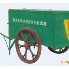 垃圾车,手推垃圾车三轮垃圾车人力垃圾车电动三轮车亚展厂