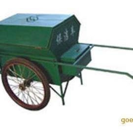垃圾车生产厂家,手推垃圾车人力三轮车 电动三轮车 北京亚展