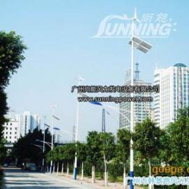 全世界畅销*快的风力发电,风光互补路灯价格-广州