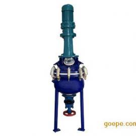 供应小型搪玻璃反应罐(实验室搪瓷反应釜)