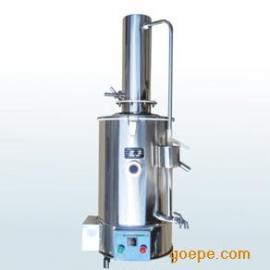 HSZII-10K自控型不锈钢蒸馏水器