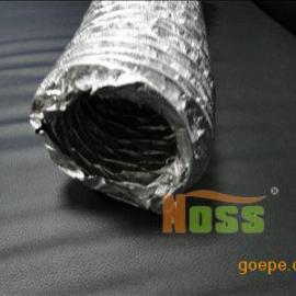 铝箔伸缩保温管,保温风管,铝箔软管