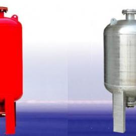 囊式气压罐 隔膜定压罐 消防稳压罐 膨胀罐