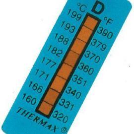 THERMAX 八格测温纸温度贴 热敏试纸