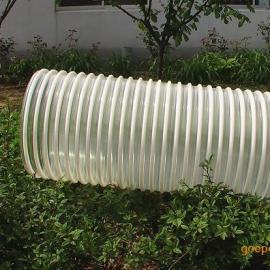 塑筋增强软管 螺旋增强软管 物料颗粒输送管