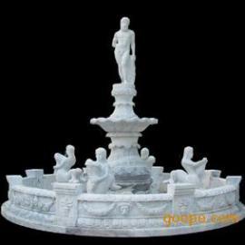 汉白玉现货喷泉