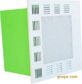 窗式空气自净器