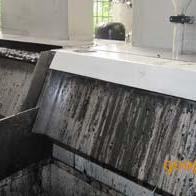 用于磨削液集中处理的磁性分离器