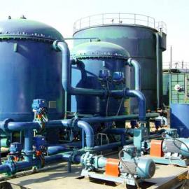 精处理曝气生物滤池
