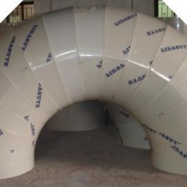 PP风管、弯头、变径天方地圆、矩形风管、异形风管、软连接