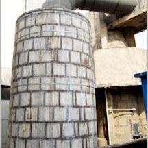 双套塔花岗岩脱硫除尘器
