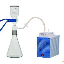 实验室耐腐蚀隔膜真空过滤装置CH300A