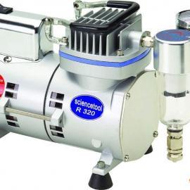 R320实验室小型无油空压机