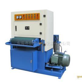 自动输送板材拉丝机