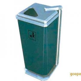 北京批铁制垃圾桶厂家直销 分类垃圾桶 质保1年