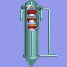 TL立式粉煤灰烘干机