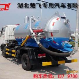 3至6立方吸污水车-抽渣车