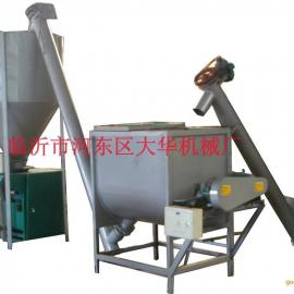 成套干粉混合计量包装机械设备