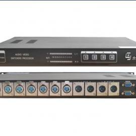 华视Audio4*2超声波切换器
