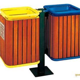 北京铁制分类垃圾桶,铁板喷塑垃圾桶,铁制垃圾桶
