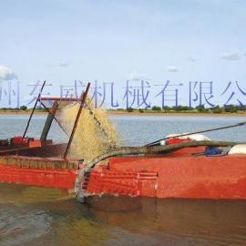 供应钻探式抽沙船