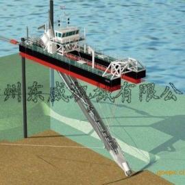 供应绞刀式挖泥船
