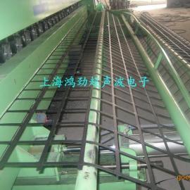 钢塑格栅生产线