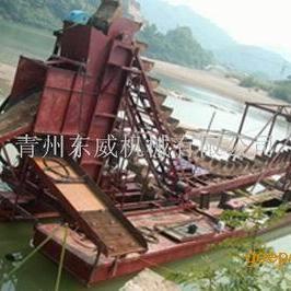 销售淘金船、采金船