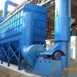 DFMC燃煤锅炉脉冲布袋除尘器