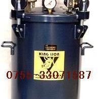 台湾20L气动型自动压力桶
