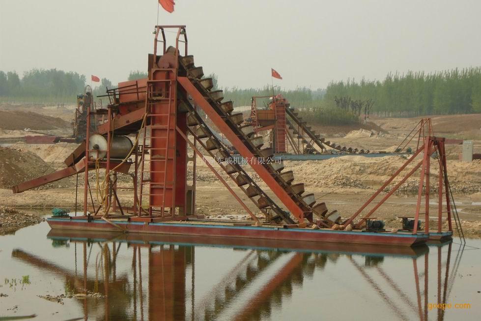 供应挖沙选铁船