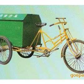 人力三轮垃圾车 电动三轮车 厂家批发亚展牌可来样加工各款车