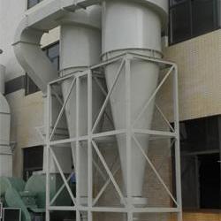 经济型涡壳旋风除尘器