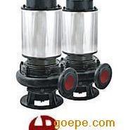 JYWQ型自动搅匀潜水排污泵,潜污泵,潜水泵