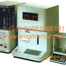 #红外碳硫分析仪*